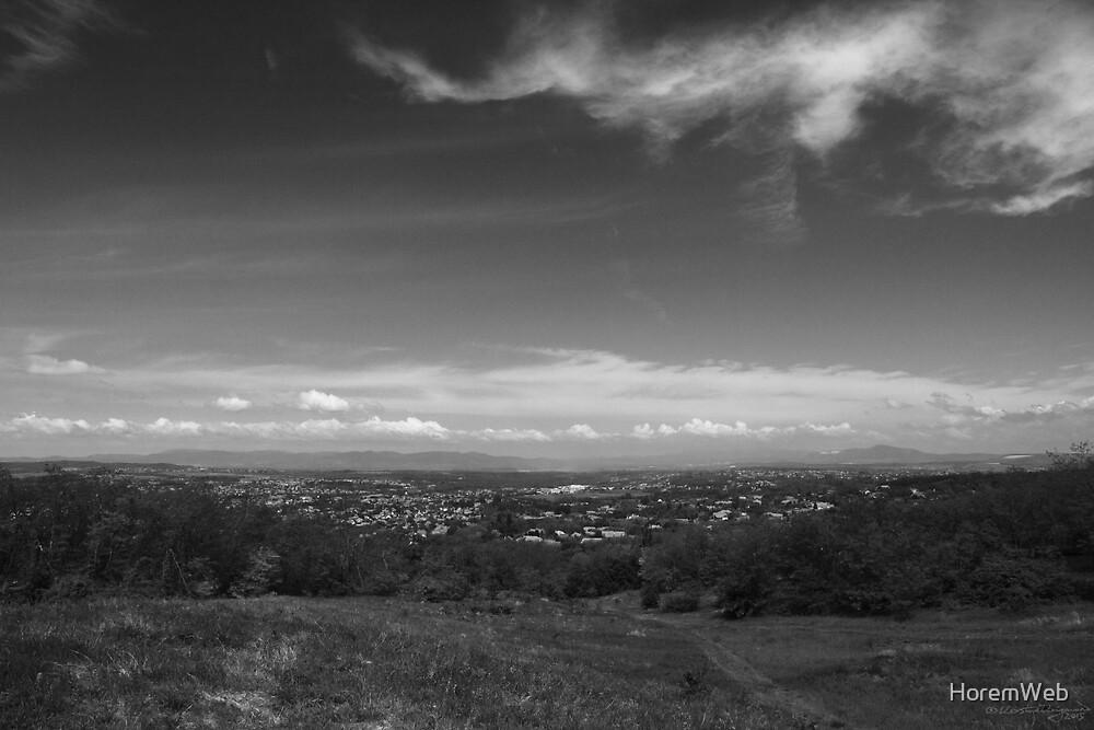 Margita View in BW by HoremWeb