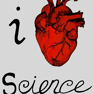 I love science by MarjolaineC