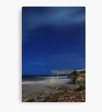 North Beach Jetty - Western Australia  Canvas Print