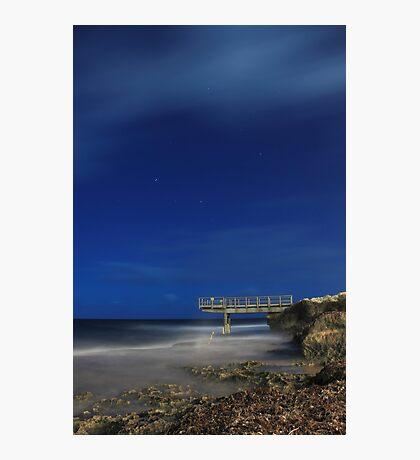 North Beach Jetty - Western Australia  Photographic Print