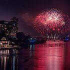 Happy 4th of July, USA by LudaNayvelt