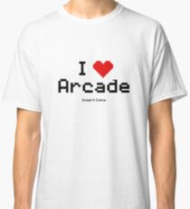 Arcade design Classic T-Shirt