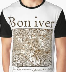 Bon Iver - For Emma Graphic T-Shirt