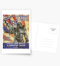 Brotherhood Propaganda Poster Postcards