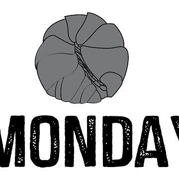 Monday Isopod by superflygeckos