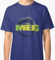 THE MEG - MOVIE - MEGALODON Classic T-Shirt