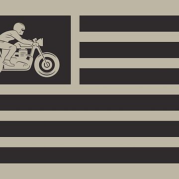 American Cafe Racer by biggeek