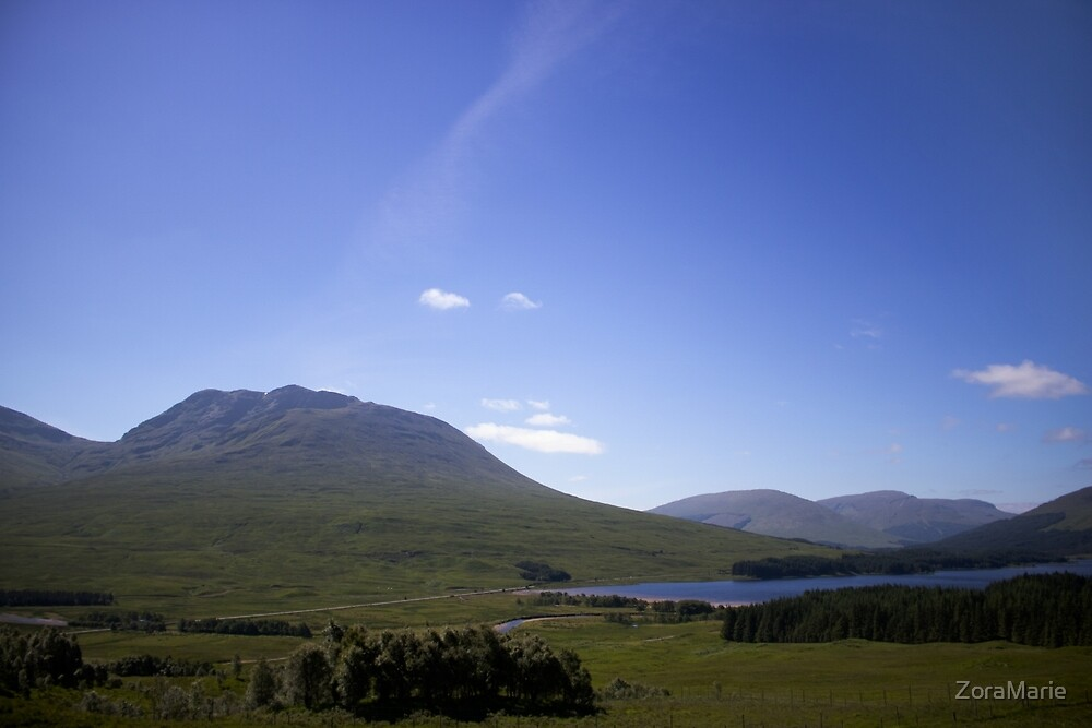 The Highlands by ZoraMarie