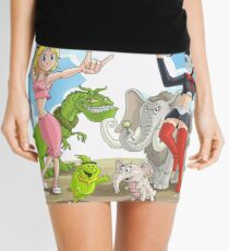 Seusemon! Mini Skirt
