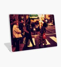 Crosswalk Laptop Skin