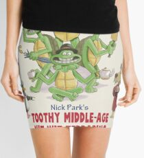 Nick Park's TMNT Mini Skirt