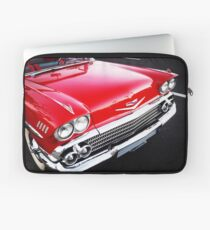 Red Chevy Laptop Sleeve