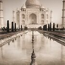 Taj Mahal 1  by James  Archibald