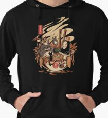 Ramen pool party Lightweight Hoodie