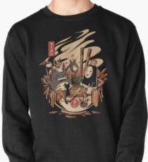 Ramen pool party Pullover Sweatshirt