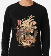 Ramen pool party Lightweight Sweatshirt