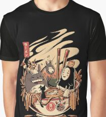 Ramen Poolparty Grafik T-Shirt