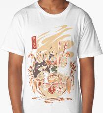Ramen pool party Long T-Shirt