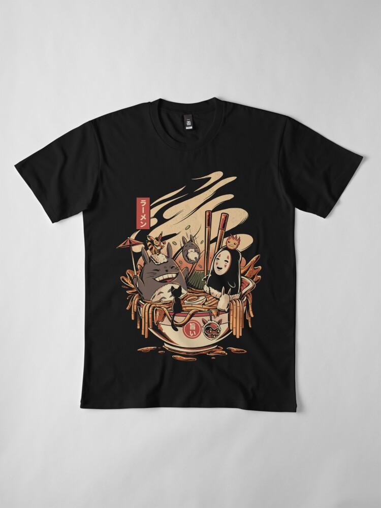 Alternative Ansicht von Ramen Poolparty Premium T-Shirt