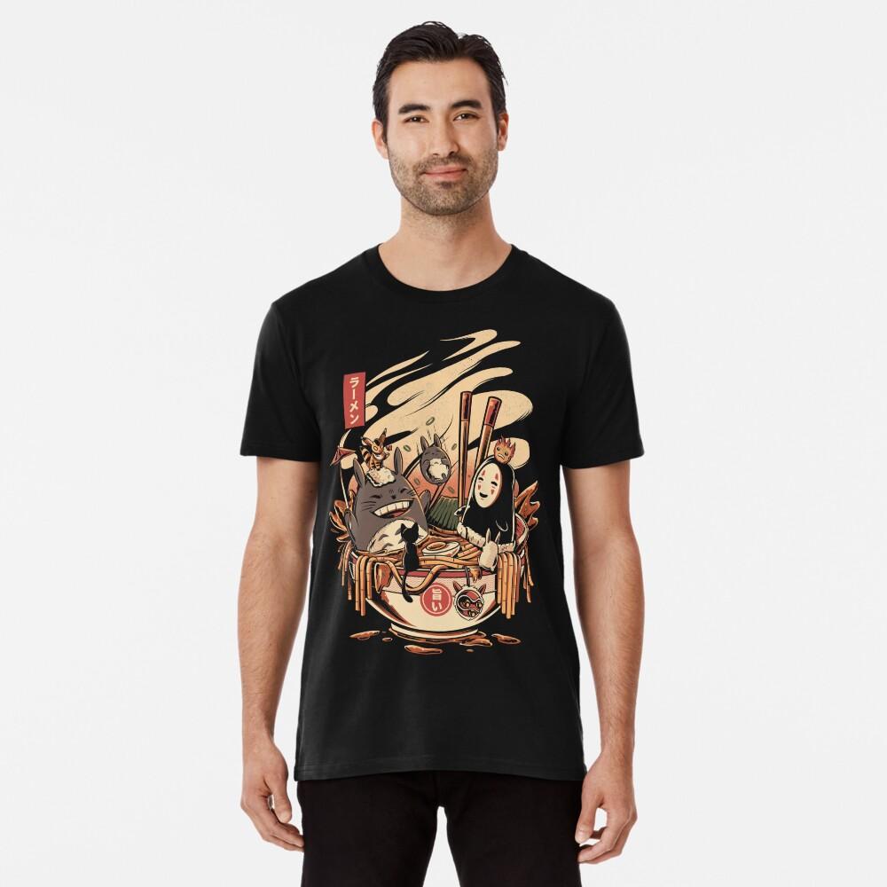 Ramen Poolparty Premium T-Shirt