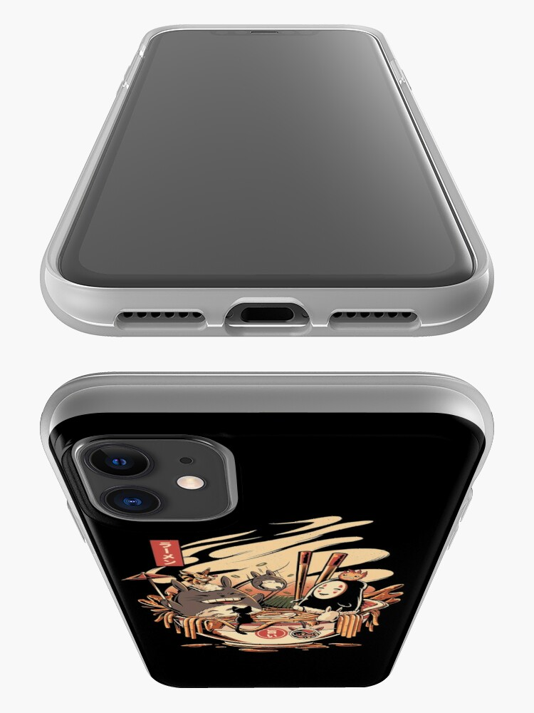 Alternate view of Ramen pool party iPhone Case & Cover