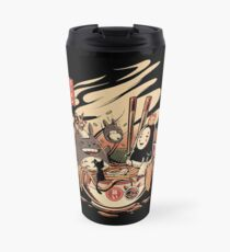 Ramen pool party Travel Mug