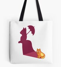 Funny Cat Lady Tshirt - Cat Gifts for Crazy Cat Lovers Tote Bag