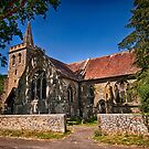 St Margaret of Antioch Isfield by Dave Godden