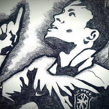 Neymar  by CollinClarke