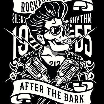 Rockabilly Night - After The Dark by Skullz23