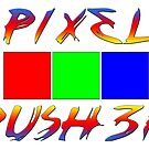 Pixel Pusher for Digital Artists and Photographers by Jim Plaxco