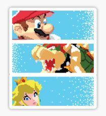 The good the Bad and the Princess Sticker