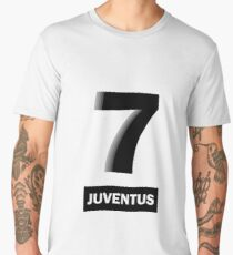 Cristiano Ronaldo Juventus  Men's Premium T-Shirt