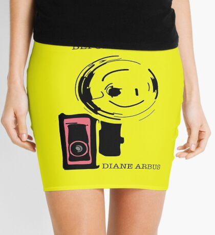 Diane Arbus Mini Skirt