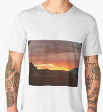 Scottish Sunset Men's Premium T-Shirt
