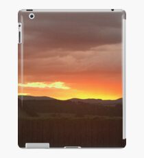 Scottish Sunset iPad Case/Skin