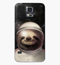 Space Sloth Case/Skin for Samsung Galaxy
