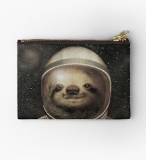 Space Sloth Studio Pouch