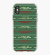 Delightful Delicious Delovely iPhone Case