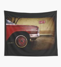 Adrian, Texas Wall Tapestry