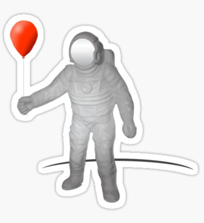 My Fellow Astronauts Sticker