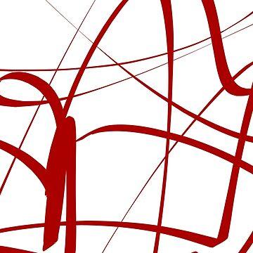 The red line by neorocker