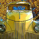 Old Car from the 1930's by RetroArtFactory