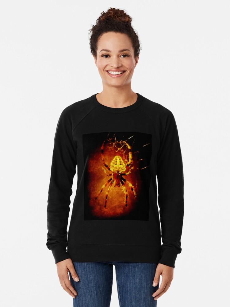 Alternate view of Spider Lightweight Sweatshirt