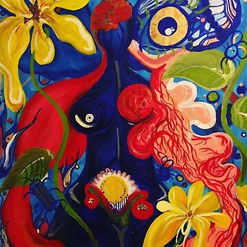 Metamorphosis Painting by gabrielahogg