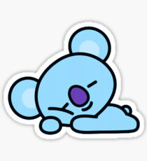 BT21 Koya~ Sticker