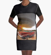 Impala & Impending Doom Graphic T-Shirt Dress
