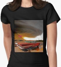 Impala & Impending Doom Fitted T-Shirt