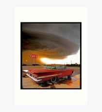 Impala & Impending Doom Art Print