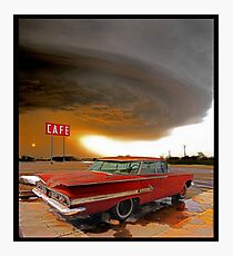 Impala & Impending Doom Photographic Print